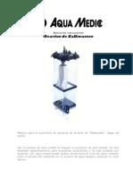 Reactor de Kalkwasser.www.Acuarioaberiak.com