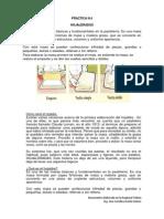 Practica 5 y 6. Hojaldrados y Semihojaldrados