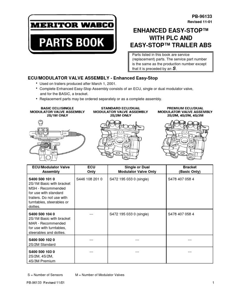 abs wabco electrical connector anti lock braking system Meritor WABCO ABS Troubleshooting meritor wabco trailer abs wiring diagrams  #39 Mercedes ABS Wiring Diagram
