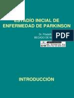 Enfermedad de Parkinson_Etapa Inicial