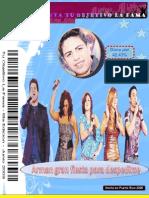 Revista Tu Objetivo La Fama - 6ta Edicion