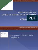 Materiales lngenieria 2013_IIpresentacion