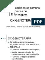Oxigenoterapia Em PDF