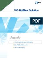 ZTE GU UniPOS NetMax Solution