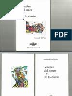 Sonetos- F. Del Paso
