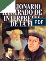 Diccionario de Interpretes de La Fe