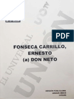 Fonseca Carrillo
