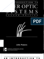 An Introduction to Fiber Optic Systems Second Edition