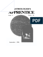 Astrologer s Apprentice Volume 1