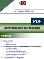4. Administracion de Proyectos