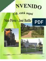 Turismo Circuito histórico de Nico Pérez - José Batlle y Ordóñez