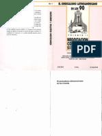 El Sindicalismo Latinoamericano en Los 90.Vol II Negociacion Colectiva y Sindicatos