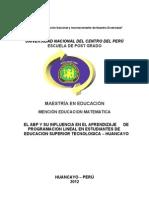 Proyecto Tesis 2012 - Cap i - II