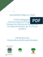 Fichas pedagógicas versión P.Point
