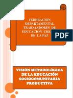 5.VISION METODOLÓGICA