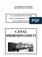 Canal Hidrodinamico