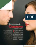 Los secretos de Casanova