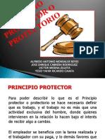 PRESENTACIÓN PRINCIPIO PROTECTOR O PROTECTORIO