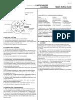 Bulova Precisionist Chrono 04.18.13