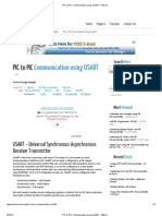 PIC to PIC Communication using USART - MikroC.pdf