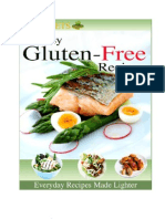 42 Easy Gluten Free Recipes eCookbook