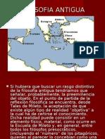 Presentacion Filosofia Antigua
