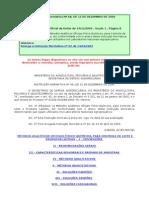Instrução Normativa 68_06