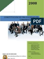 Constitución+de+una+Sociedad+en+Comandita+Simple