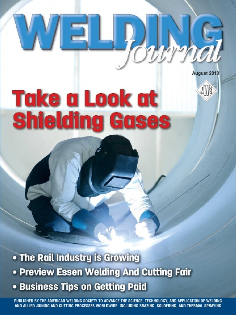 aws journal | Space Launch System | Welding