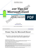 Power Tips Preview Edition 1.0