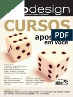 Revista Webdesign - Ano II - Número 18 - Cursos aposte em você