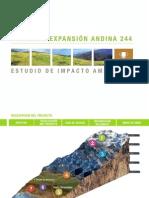 Proyecto Expansi n Andina 244 Presentaci n Talleres Pac