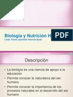 Presentacion Bio y Nut Hum