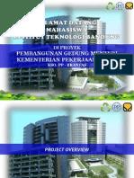 Presentasi Tamu PU 101711
