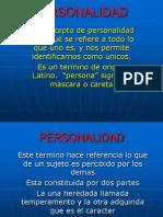 Psicologia Medica y Etnologia, (Personalidad y m.de Defensa)