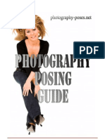 Photography Posing Guide