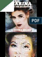 Digital Booklet - Electra Heart (Full)