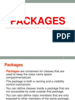 Packages&Interfaces