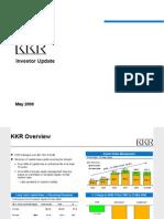 KKR Investor Presentation May 31