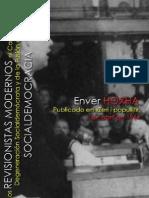 Los Revisionistas Modernos en el Camino de la Degeneración Socialdemócrata y de la Fusión con la Socialdemocracia - Enver HOXHA