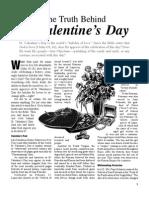 Valentine Exposed