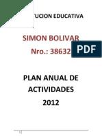 Plan Anual+Puesto de Salud Omaya
