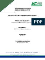 PEA Optativa I, Gestión Ambiental (1)