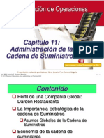Administracion de Operaciones Capitulo 11-10E