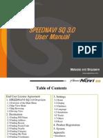 Speednavi Sq 3.0 m and s