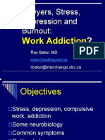 Lawyer Stress Work Addiction