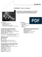 PEC K Series Potentiometers
