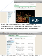 Dedato - OSSLT Website Preview