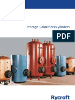 Rycroft Calorifier Catalogue
