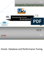 Oracle Database performance tuning